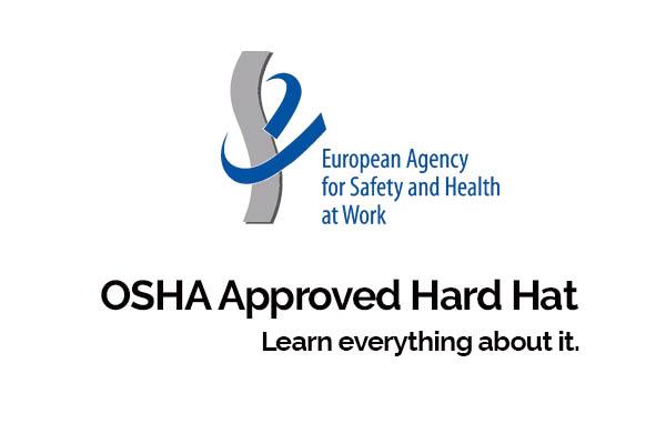 OSHA approved hard hat