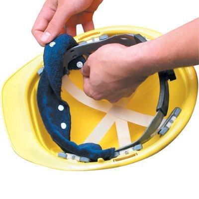 How to Clean Hard Hat Sweatband