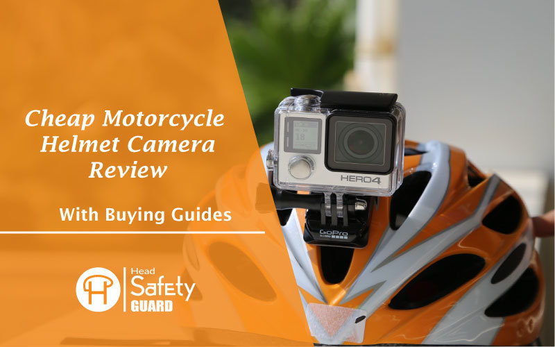 Best Cheap Motorcycle Helmet Camera