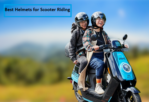 Best Helmets for Scooter Riding